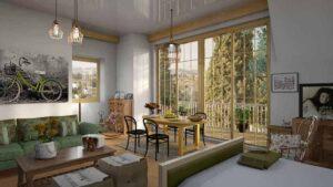 lakás tervezés