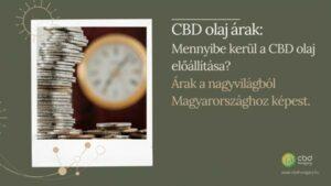CBD olaj hatása
